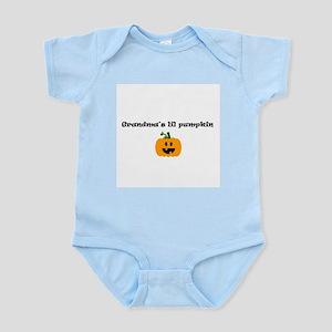 Grandma's lil pumpkin Infant Creeper