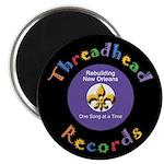 Threadhead Records Magnet
