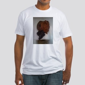 My Poop Fitted T-Shirt