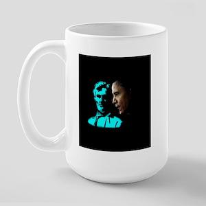 He Would Be Proud Large Mug