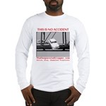 TheDesperateBlogger.com Long Sleeve T-Shirt