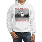 TheDesperateBlogger.com Hooded Sweatshirt
