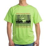 TheDesperateBlogger.com Green T-Shirt