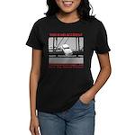 TheDesperateBlogger.com Women's Dark T-Shirt