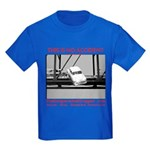 TheDesperateBlogger.com Kids Dark T-Shirt