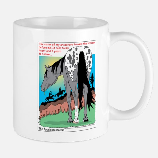 Appaloosa Dreams Mug