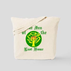 Inn Of The Last Home Tote Bag