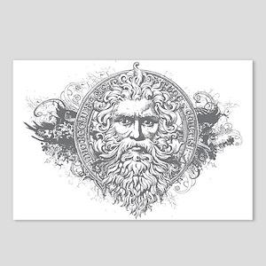 Greek Mythology Postcards (Package of 8)
