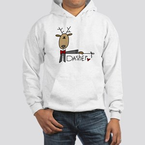 Dasher Hooded Sweatshirt