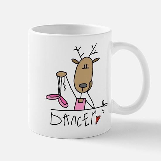 Dancer Lefty Mug