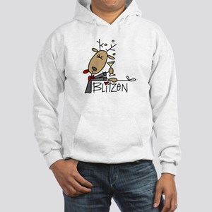 Blitzen Hooded Sweatshirt