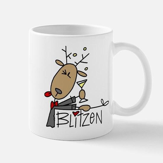 Blitzen Lefty Mug