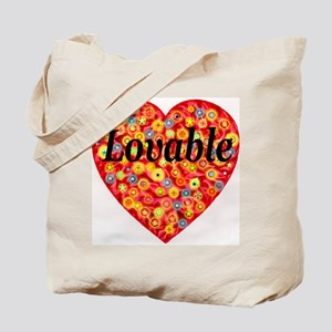 Lovable Tote Bag