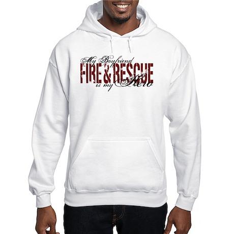 Boyfriend My Hero - Fire & Rescue Hooded Sweatshir
