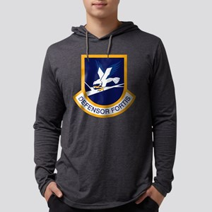 Air Force Security Forces crest Long Sleeve T-Shir