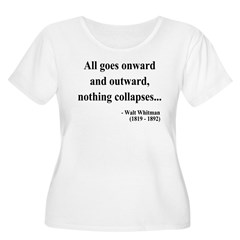 Walt Whitman 20 T-Shirt