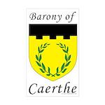 Caerthe Rectangle Sticker