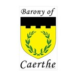 Caerthe Rectangle Sticker 50 pk)