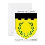 Caerthe Greeting Cards (Pk of 20)
