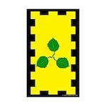 Caerthe populace Rectangle Sticker 10 pk)