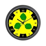 Caerthe populace Wall Clock