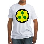Caerthe populace Fitted T-Shirt