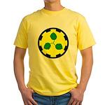 Caerthe populace Yellow T-Shirt