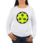 Caerthe populace Women's Long Sleeve T-Shirt