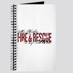 Brother My Hero - Fire & Rescue Journal