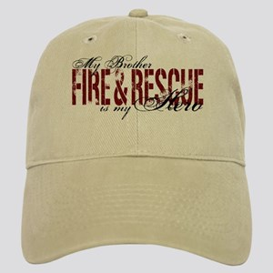Brother My Hero - Fire & Rescue Cap
