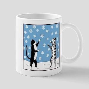 Winter cats Mug - 110z