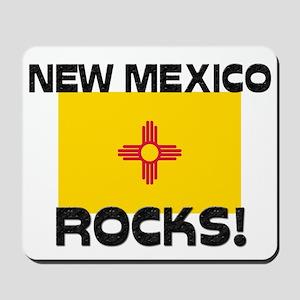 New Mexico Rocks! Mousepad