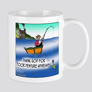 Poor Denture Adhesives Mug