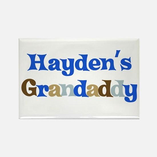 Hayden's Grandaddy Rectangle Magnet