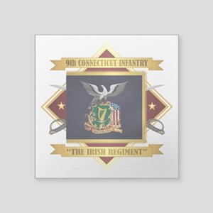 9th Connecticut Infantry Sticker