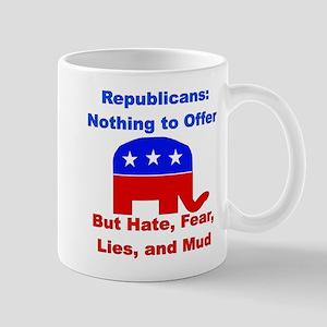 Anti-Republican Mug