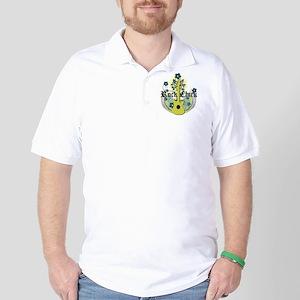 Rock Chick Golf Shirt