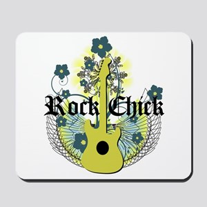 Rock Chick Mousepad