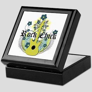 Rock Chick Keepsake Box