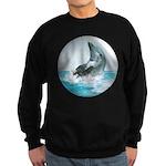 Bubble Dolphin Sweatshirt (dark)
