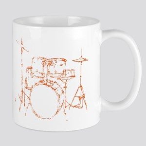 Drum Kit Drums Set Mug
