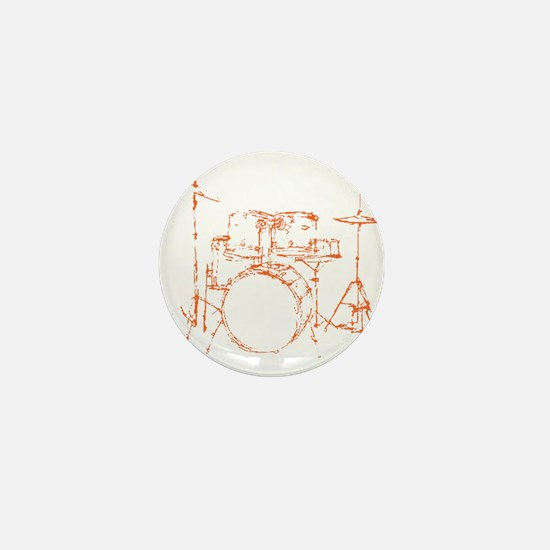 Drum Kit Drums Set Mini Button