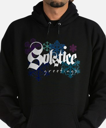 Unique Winter solstice Hoodie (dark)