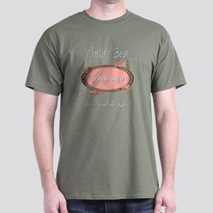 Cherished Grammy Dark T-Shirt