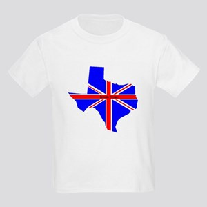 British Texan Kids T-Shirt