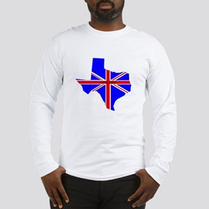 British Texan Long Sleeve T-Shirt