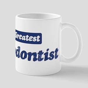 Worlds greatest Prosthodontis Mug
