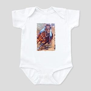 Fast Crowd Infant Bodysuit