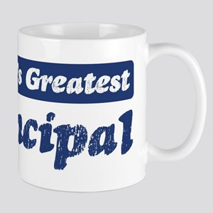 Worlds greatest Principal Mug