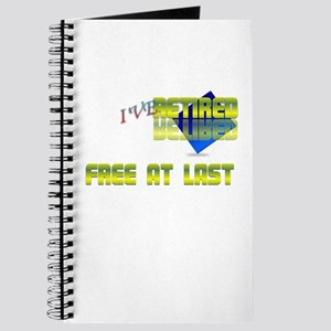 Free at last.:-) Journal